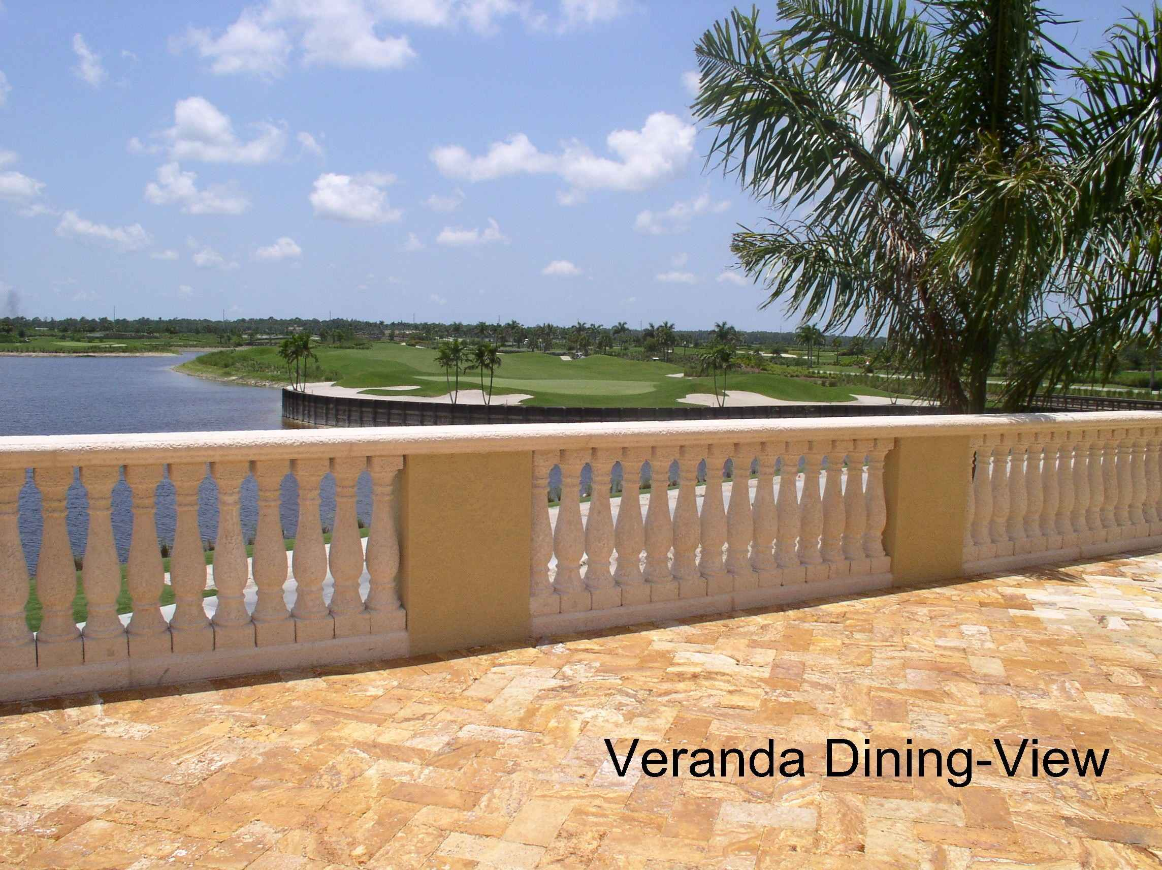Outdoor Veranda Dining